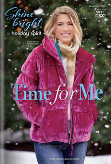 Picture of time for me catalog from Time For Me - AmeriMark Direct