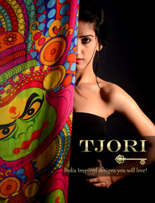 Picture of gifts from india from TJORI catalog