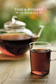Picture of tasty tea from Todd & Holland Tea Merchants catalog