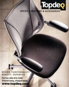 Picture of contemporary office furniture from Topdeq catalog