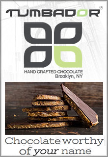 Picture of tumbador chocolate catalog from Tumbador Chocolate catalog