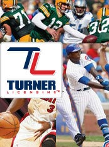 Picture of NFL calendars from Turner Sports Licensing catalog