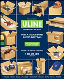 Picture of wholesale shipping supplies from Uline - Shipping Supply Specialists catalog