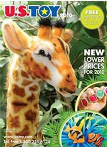 Picture of novelties catalog from US Toy Carnival Catalog catalog