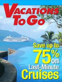 Picture of vacations to go from Vacations To Go catalog