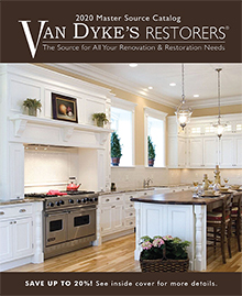 Picture of van dykes restorers from Van Dyke's Restorers - J&P Park Acquisitions catalog