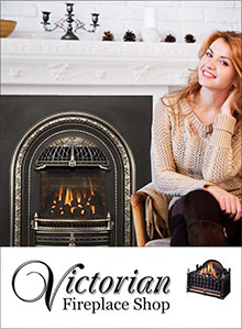 Picture of victorian fireplace catalog from Victorian Fireplace catalog