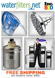 Picture of water filter for refrigerators from WaterFilters.NET catalog
