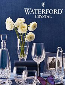 Picture of best crystal from Waterford Crystal - DYNALOG ONLY catalog