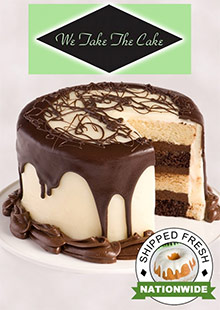Picture of we take the cake from We Take The Cake catalog