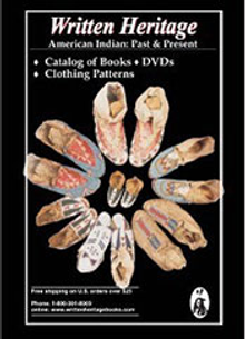 Picture of American Indian books from Written Heritage Books catalog