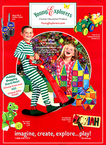 Picture of online toy stores from Young Explorers - Potpourri Group catalog