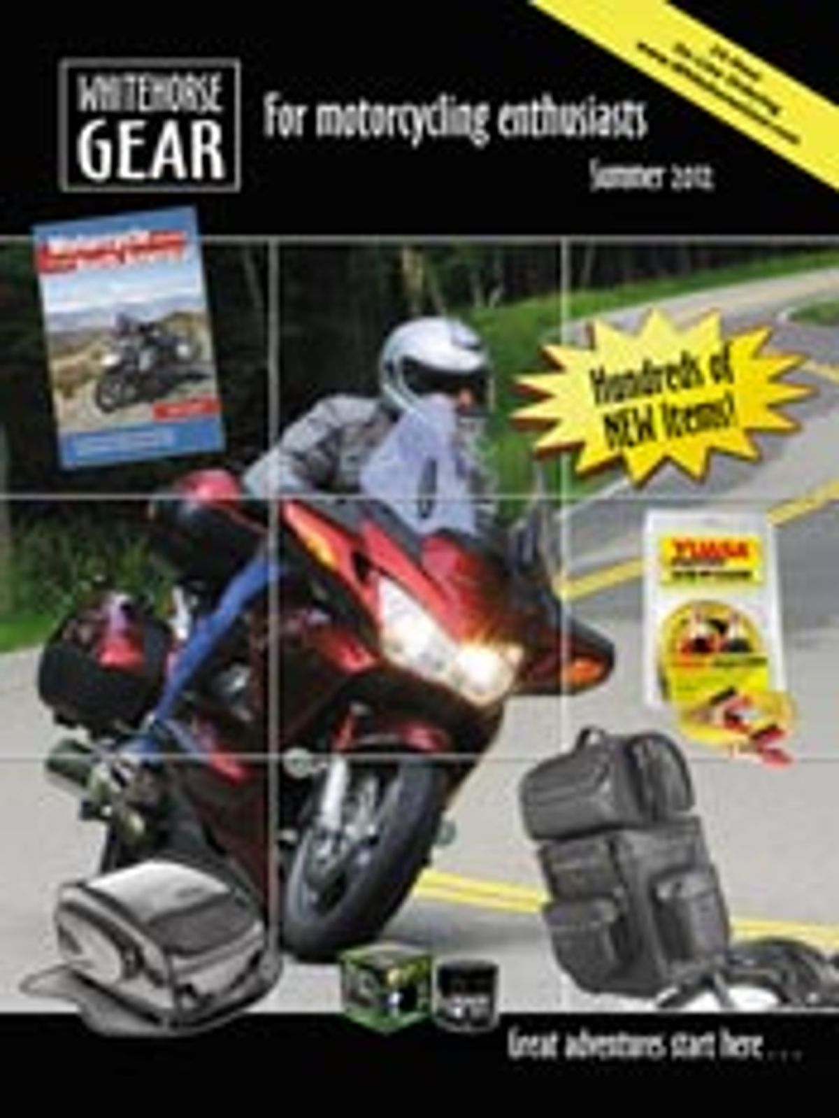 Motorcycle Gear From Whitehorse Gear Motorcycle Store