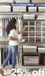 Container Store Closet Essentials