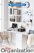 Container Store Office Organization