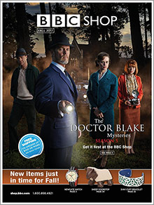 Picture of bbc worldwide americas catalog from BBC Shop catalog
