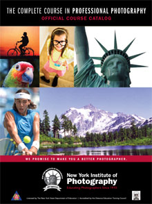 Picture of new york institute of photography from New York Institute of Photography catalog