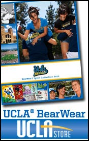 Picture of UCLA store from UCLA Store catalog