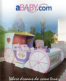 Picture of baby nurseries from aBaby.com catalog