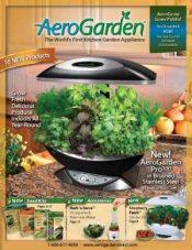 Picture of indoor herb garden from AeroGarden catalog