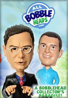 Picture of allbobbleheads.com from All Bobbleheads.com catalog