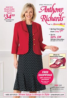 Picture of anthony richards catalog from Anthony Richards catalog