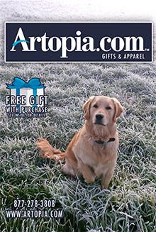 Picture of artopia catalog from Artopia.com catalog