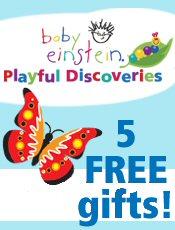 Picture of Baby Einstein DVD from Baby Einstein  catalog