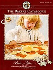Picture of King Arthur flour from King Arthur Flour & The Baker's Catalogue catalog