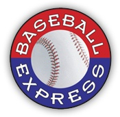 Picture of baseball equipment online from Baseball Express catalog