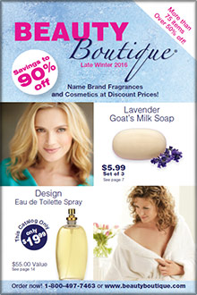 Picture of beauty boutique from Beauty Boutique catalog