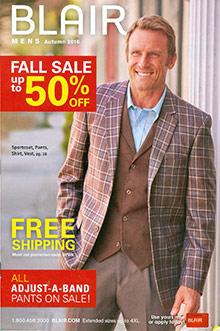 Picture of sportswear for men from Blair Men's Catalog catalog