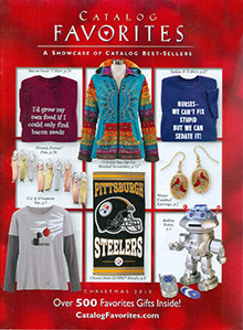 Picture of holiday gift online from Catalog Favorites catalog