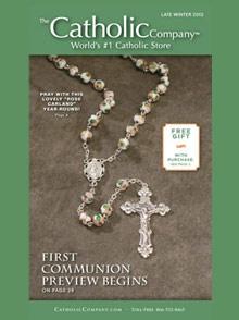 Picture of the catholic company from The Catholic Company catalog