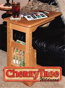Picture of woodcraft catalog from Cherry Tree Toys catalog