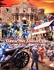 Picture of toy soldiers for sale from Classic Toy Soldiers catalog