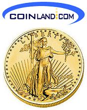 Picture of rare US coins from CoinLand.com catalog