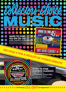 Picture of collectors choice music from Collectors' Choice Music catalog