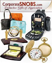 Picture of corporate and gifts from Corporate Snobs catalog