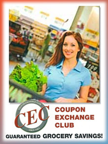 Picture of coupon exchange club catalog from Coupon Exchange Club catalog