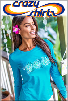 Picture of cute shirts for women from Crazy Shirts - Women catalog