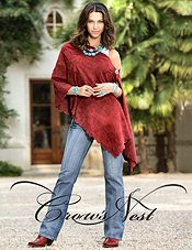 Picture of cowgirl wear from Crow's Nest Trading Co. - Clothing catalog