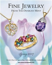 Picture of Danbury Mint catalog from Danbury Mint - Fine Jewelry catalog