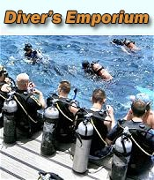 Picture of scuba tanks for sale from Diver�s Emporium - LeisurePro.com catalog