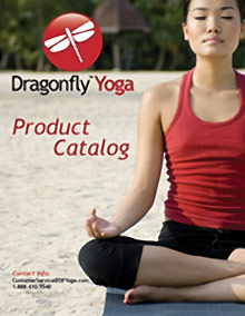 Picture of yoga mats from Dragonfly Yoga - Wholesale catalog