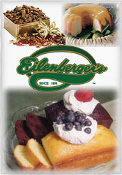 Picture of bakery cakes from Eilenberger's Bakery catalog