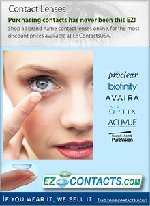 Picture of ez contacts from EzContacts.com catalog