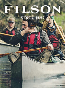 Picture of Filson clothing from Filson catalog