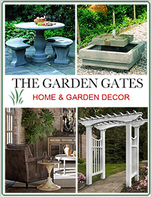 Picture of the garden gates from The Garden Gates catalog