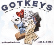 Picture of mens loungewear from Gotkeys Lounge Wear catalog